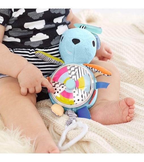 Peluche Muñeco Para Bebe Skip Hop Vibrador Activity Bunny