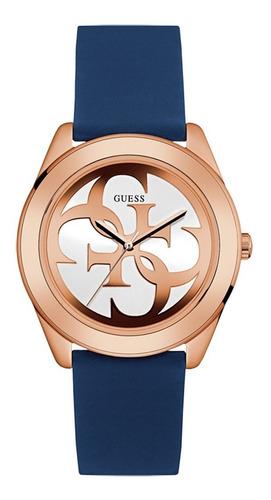 Reloj Para Dama Guess G Twist W0911l6 Azul