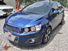 Chevrolet Sonic Lt Mt 1.6 2013 Cgq841