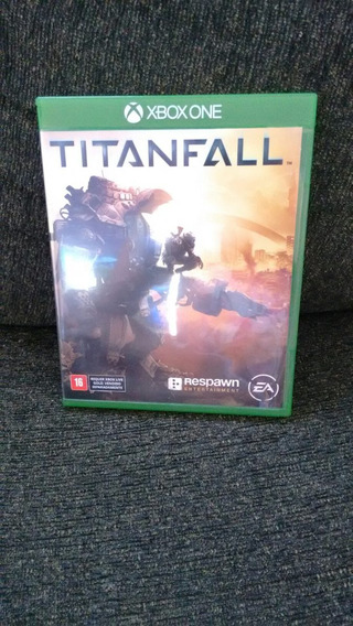 Titanfall Semi Novo Original Mídia Física Xbox One