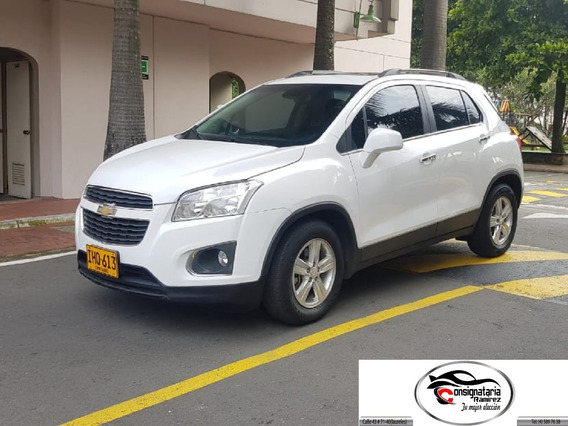 Chevrolet Tracker Lt 2016 At 1.8cc Gasolina Aa Ab Abs 2016