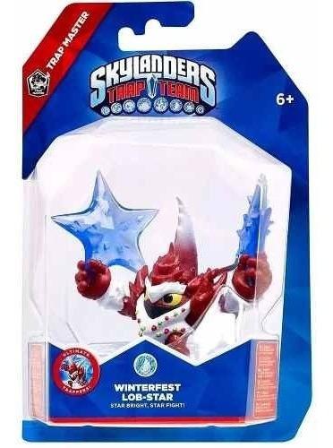Skylanders Trap Master Lob Star