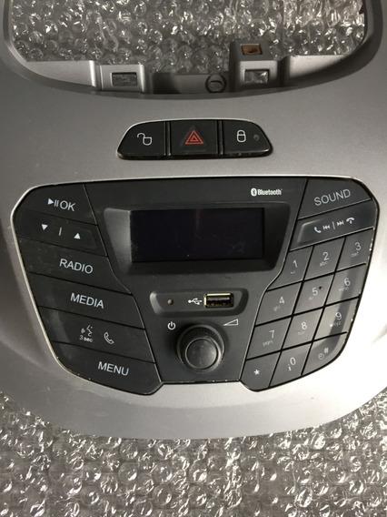 Rádio Som Teclado Ford Ka 2013 A 2018 E3b518835b D022215