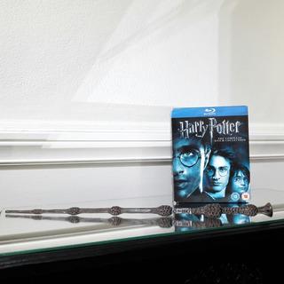 Harry Potter Colección Completa Dvd Blu-ray