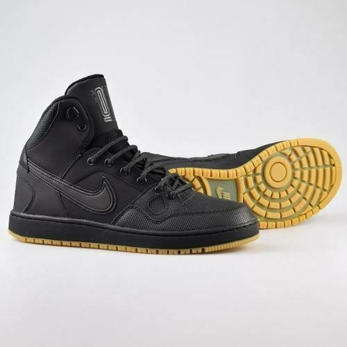 Tenis Nike Son Of Force Mid Winter Preto Masculino Original