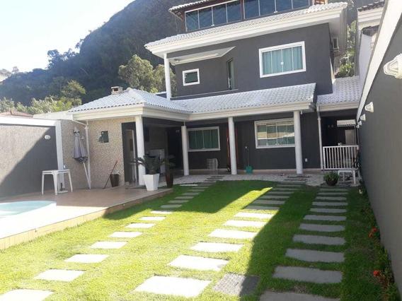 Ótima Casa Em Condomínio Na Taquara 4 Quartos,ci1686