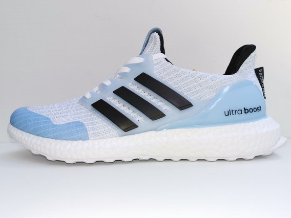 Tenis Ultraboost Game Of Thrones Azul Cielo