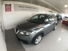 Nissan Kicks Kicks Sense 5pts 2017 Seminuevos