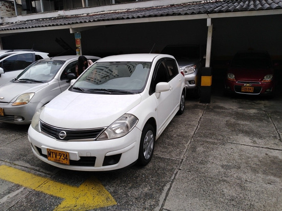 Nissan Tiida Versión Comfort