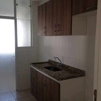 Apartamento Novo De 3 Dormitorios Em Condominio Fechado