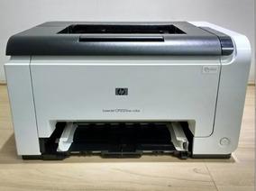 Impressora Hp Laser Jet Pro Cp 1025nw Color