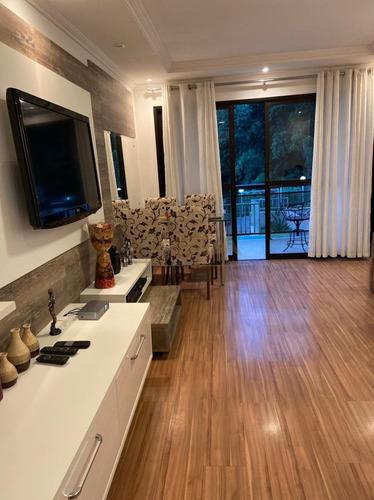 Belíssimo Apartamento De 3 Quartos  No Cônego - 330
