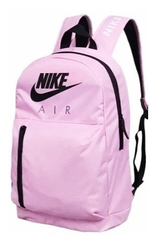 Mochila Nike Elemental Gfx Rosa Importada Original