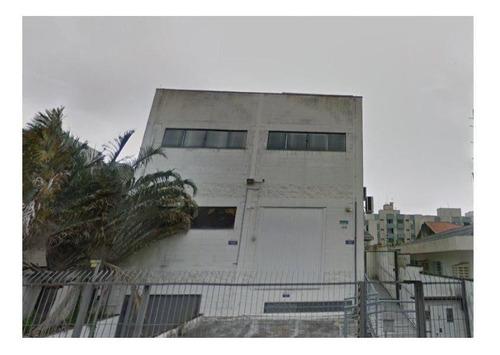 Imagem 1 de 2 de Galpão Comercial Com 1.000m2 E 15 Vagas Em Capoeiras, Excelente Localização. - Ga0039