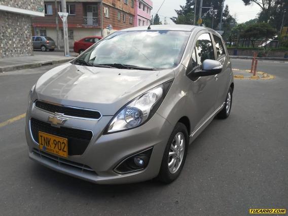 Chevrolet Spark Gt Ltz Fe