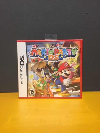 Mario Party Ds - Nds - Lacrado