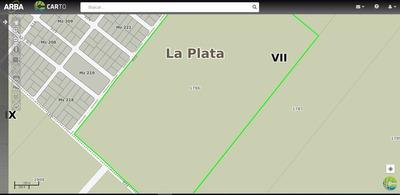 Fracción 615y122 La Plata (zona: Reserva Urbana)