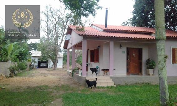 Excelente Residência Em Itapuã - Ca0504