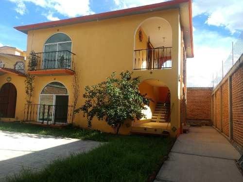 Bonita Casa Rústica ,en Renta En Tepotzotlán