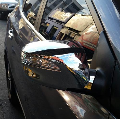 Accesorios Cromados Espejos Con Hueco Hyundai Tucson Ix35
