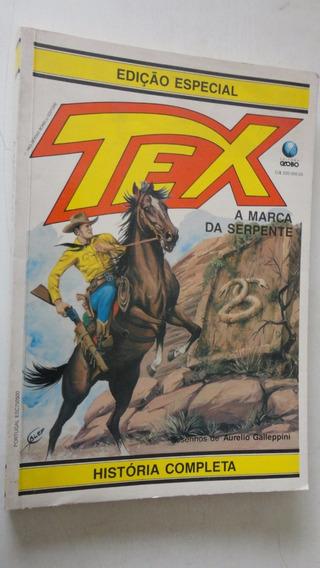 Tex Edição Especial A Marca Da Serpente
