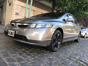 Honda Civic Lxs Automatico , Gps Y Cuotas..