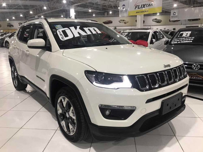Jeep Compass Longitude 2.0 16v Flex Aut. 2019/2020 - 0km
