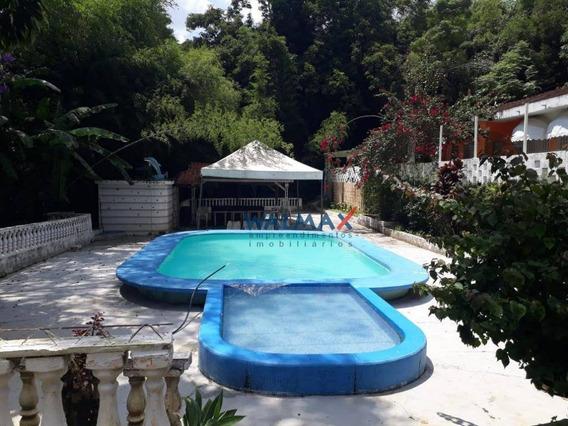 Chácara Com 3 Dormitórios À Venda - Parque Dom Henrique - Cotia/sp - Ch0022