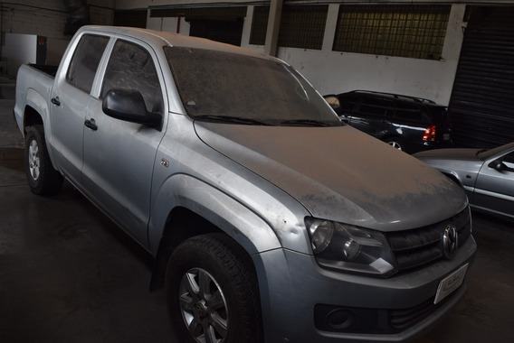 Volkswagen Amarok Cd 4x4 Se Manual. Oportunidade.