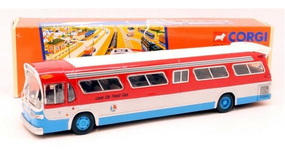 2018 1:50 Aleación Autobús de Tracción Juguetes Bus Niño The City Modelo con //