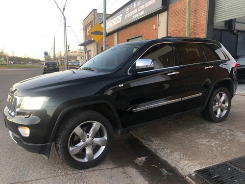 Jeep Grand Cherokee Overland 3.6l 286hp At