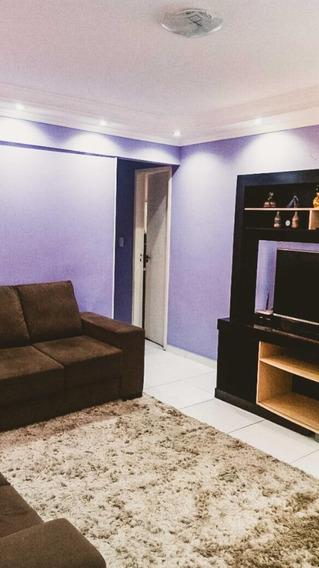 Apartamento Com 2 Dormitórios À Venda, 60 M² Por R$ 193.000 - Jardim América - São José Dos Campos/sp - Ap5422
