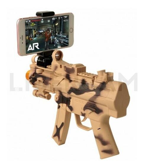 Pistola Celular Arma Realidad Aumentad Arg Bluetooth Joystic