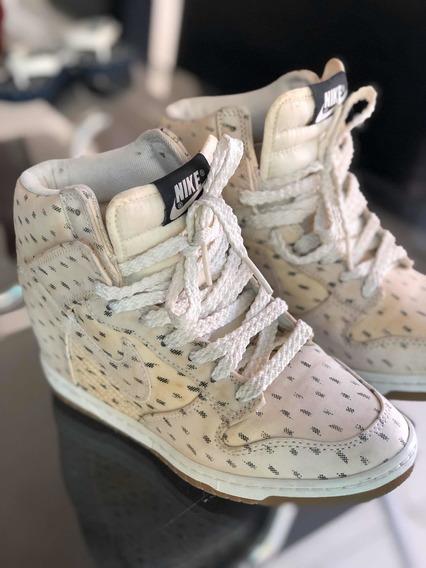 Tênis Nike Snekers Branco