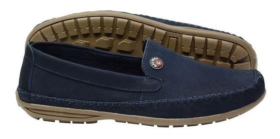 Sapato Masculino Mocassim Couro Número 37ao 48 Galway 760-3