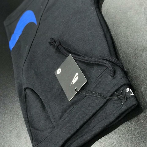 Kit 06 Bermudas Nike Moleton