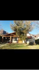 Alquilo Casas Y Cabañas En Valle Grande.san Rafael.mza