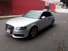 Audi A4 2011 Luxury Factura De Agencia Piel Q/c Led Xenon