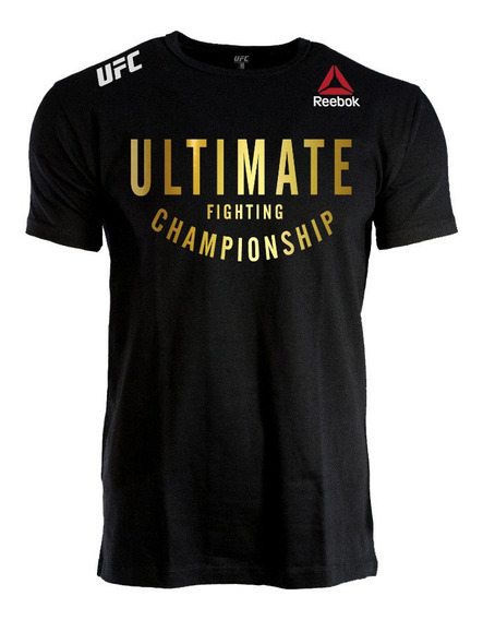 Remeras Ufc Ultimate Fighting Championship Varios Modelos