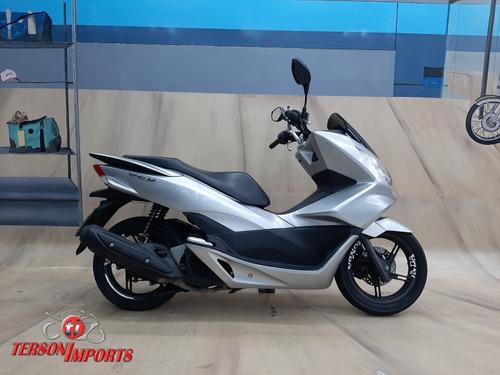 Honda Pcx 150 2018 Prata