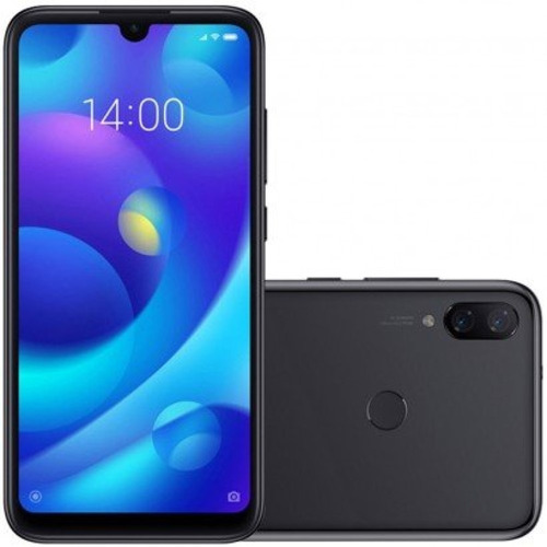 Smartphone Xiaomi Mi Play Dual 64gb 4gb Ram Versão Global