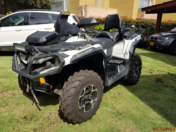 Can Am Outlander Limited 1000