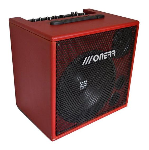 Caixa Amplificador Onerr Jam Session Falante Jbl Bluetooth 9 Entradas Guitarra Baixo Violão
