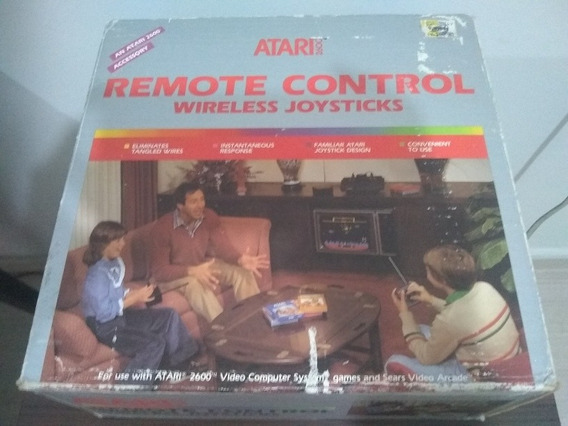 Controles Wireless - Atari 2600