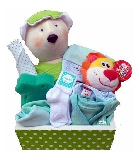Ajuar Bebe Recien Nacido Regalo De Nacimiento 12 Piezas