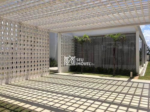 Casa Com 4 Dormitórios À Venda, 318 M² Por R$ 2.000.000,00 - Condomínio Villas Do Golfe - Itu/sp - Ca1567