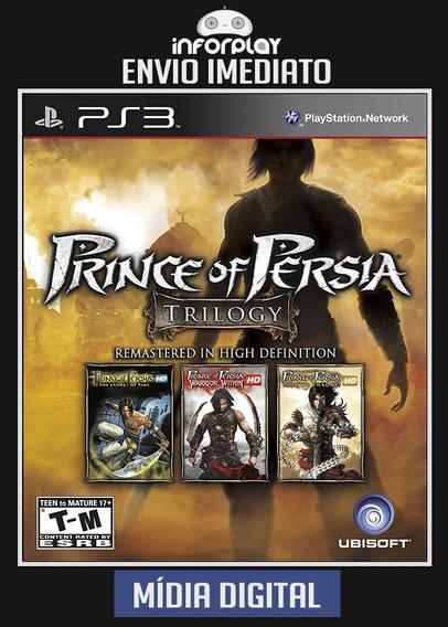 Prince Of Persia Ps3 Psn Envio Imediato