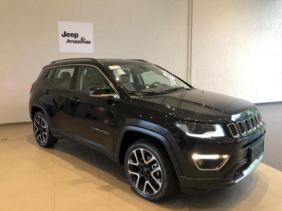 Jeep Compass 2.0 Limited High Tech (aut) (flex) 2018/2018