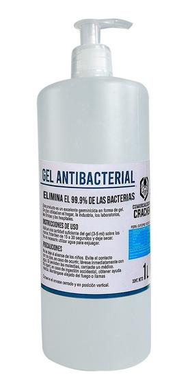 Gel Antibacterial Para Manos Desinfectante 1 Litro
