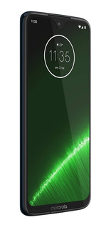 Motorola G7 Plus Azul, 64gb, 16+5mp, Posible Descuento Adic.